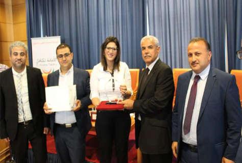 Remise des prix aux lauréats de l'EFPA